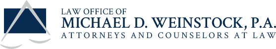Law Office of Michael D. Weinstock, P.A. - Family Law